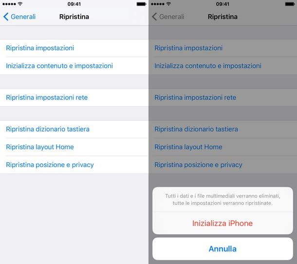 Come eliminare virus iphone