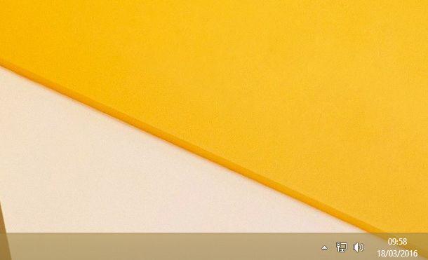 Screenshot di Internet su Windows 8