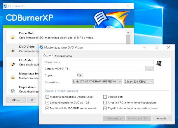 CDBunerXP