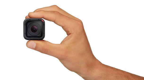 Foto di una GoPro HERO5