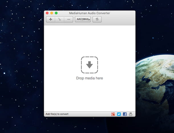 Screenshot OS X