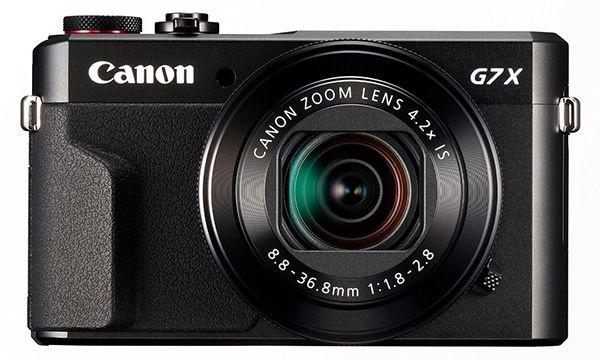 Canon è Uno Fra I Produttori Di Fotocamere Più Famosi In Assoluto E La  Canon PowerShot G7 X MARK II Fra Le Sue Compatte Evolute Migliori In  Assoluto.