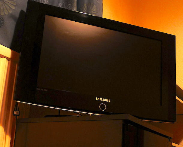 Foto TV Samsung