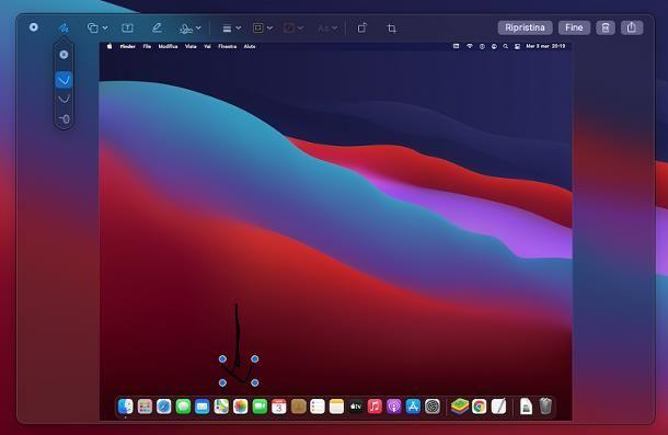 Come fotografare lo schermo del PC: Mac