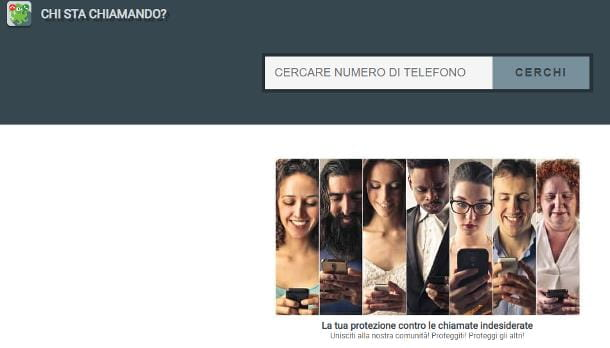 Come sapere a chi appartiene un numero di cellulare gratis