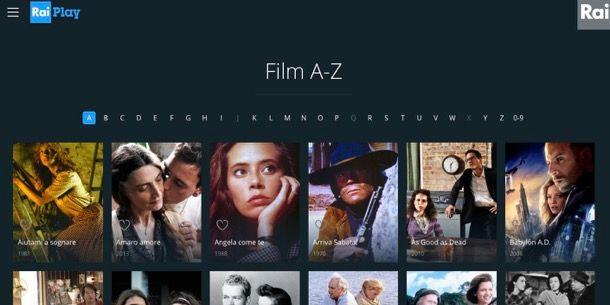film senza limiti è gratis