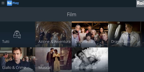 Come guardare film in streaming