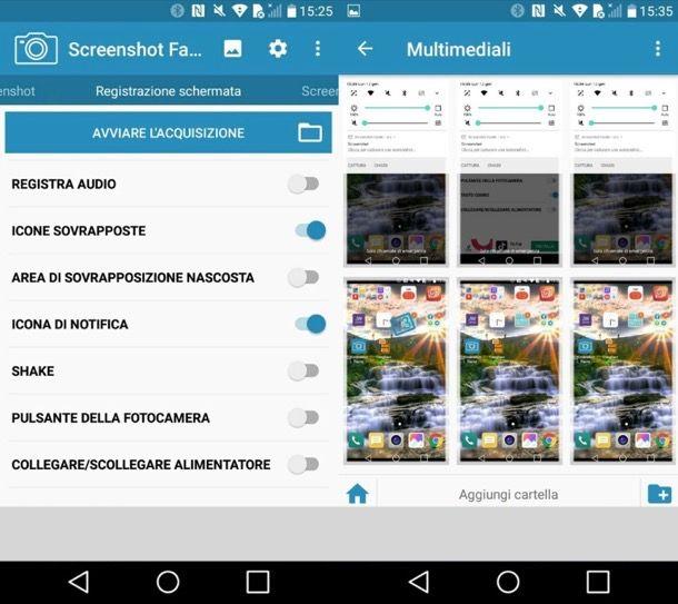 Screenshot Facile