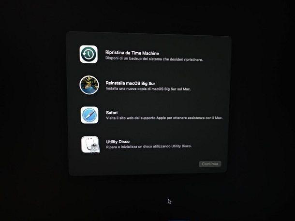 Come ripristinare il Mac come nuovo