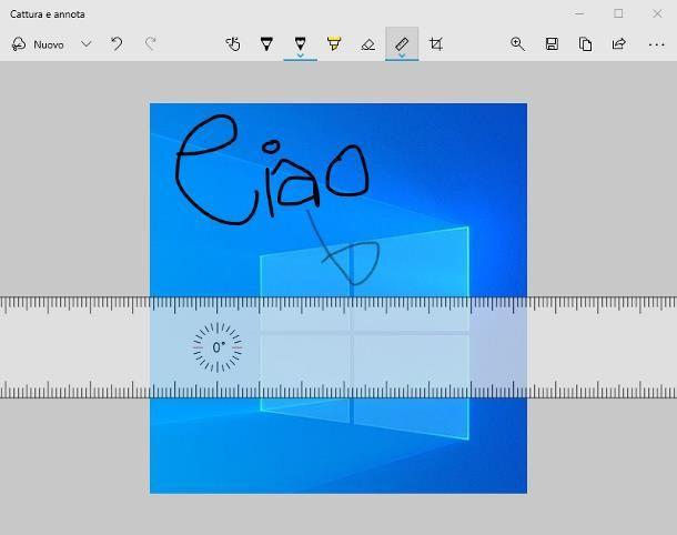 Come fotografare lo schermo del PC con tastiera