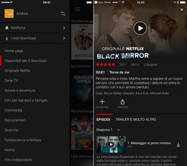 Come guardare Netflix