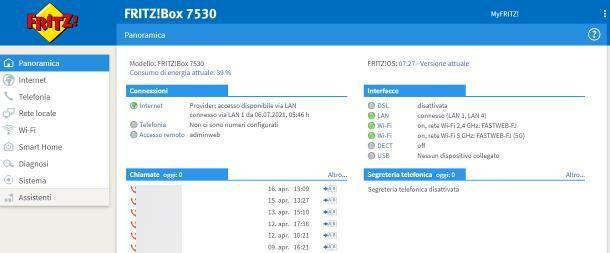 Come configurare un router FRITZ! Box