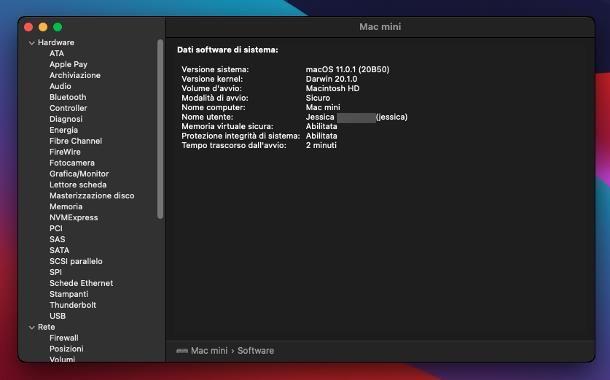 Come avviare il Mac in modalità provvisoria