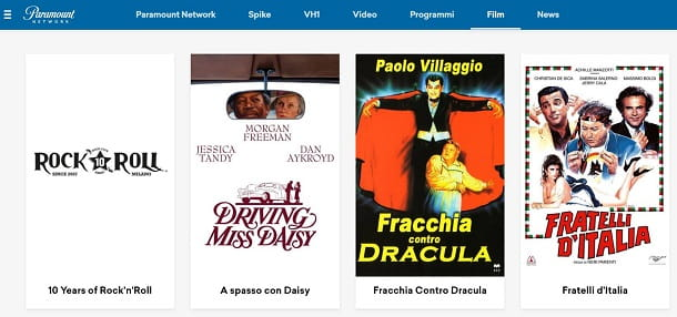 Paramount Network (Web)