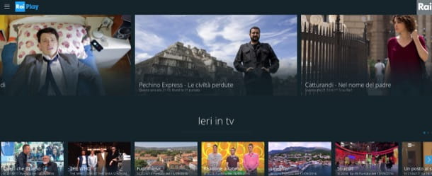 Come vedere la TV gratis in diretta