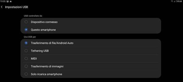 Come collegare un telefono Samsung al PC: trasferimento dati