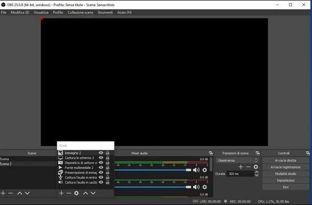 Programmi per registrare lo schermo