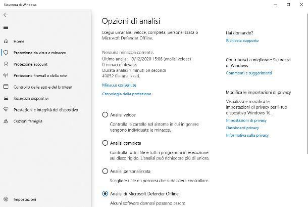 Come velocizzare Windows 10 all'avvio