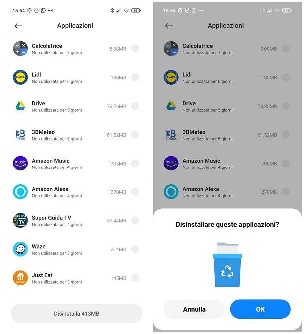 Come disinstallare app Android: procedura standard
