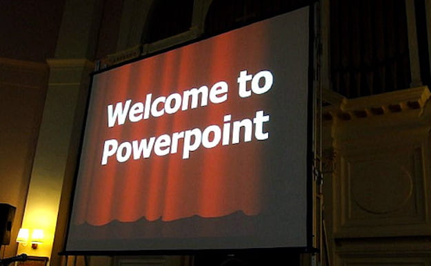presentazione power point sottofondo musicale wav s