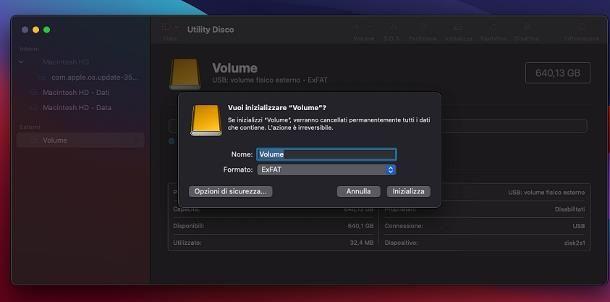 Come formattare hard disk esterno per Mac e Windows