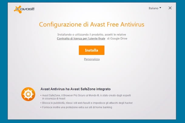 I migliori antivirus gratis