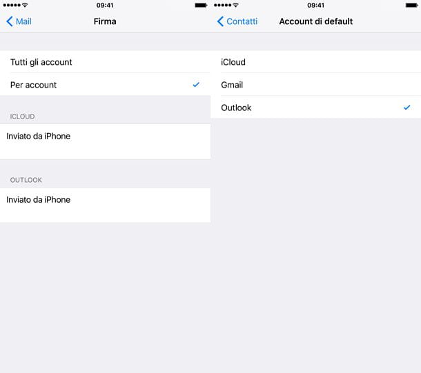 Come configurare Hotmail su iPhone