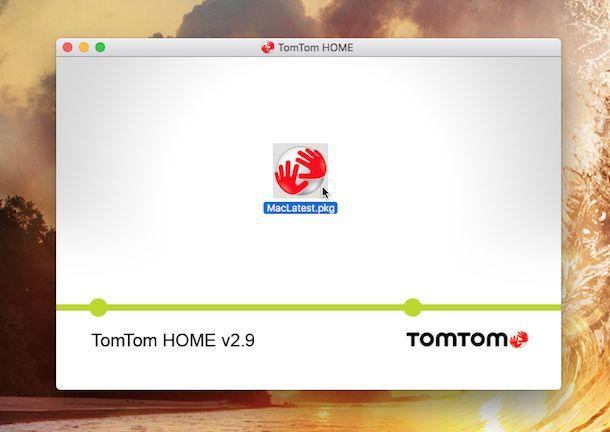 Come aggiornare TomTom