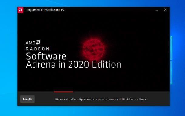 AMD Radeon Software (schede video AMD/ATI)