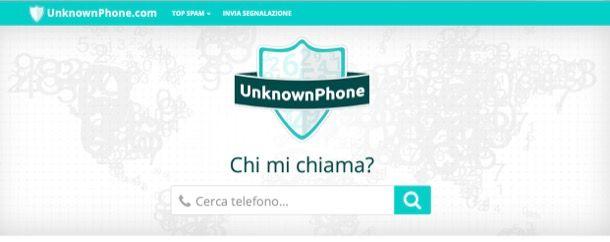 UnknownPhone