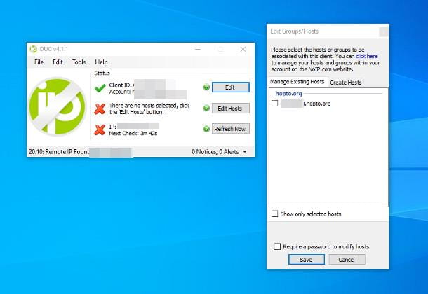 Come abilitare Desktop remoto