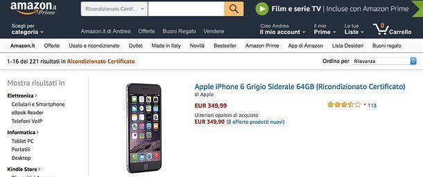 Quale iPhone comprare