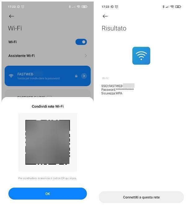 Come trovare password WiFi Android senza root
