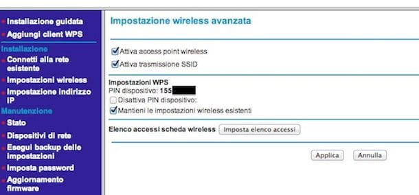 Come hackerare password WiFi