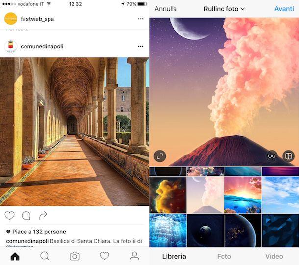 Come zoomare su Instagram