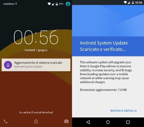 Come hackerare un telefono Android