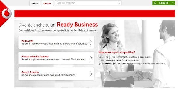 Offerte Vodafone Fibra