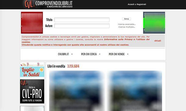 Come vendere libri online con ComproVendoLibri