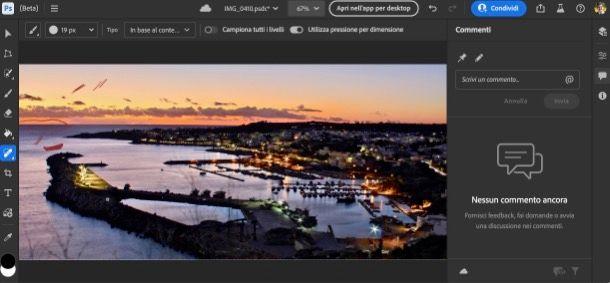 Photoshop sul Web