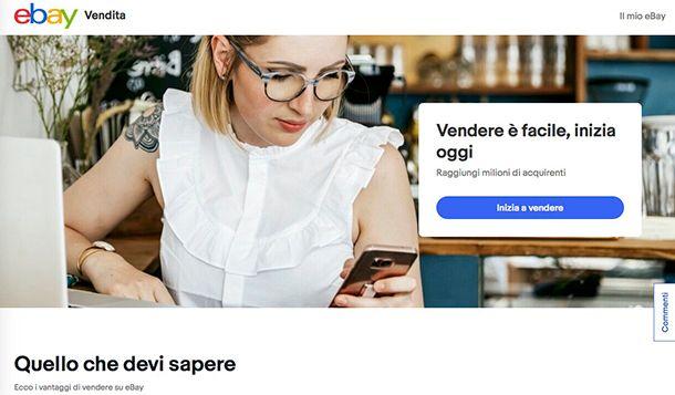 Come vendere libri usati su eBay