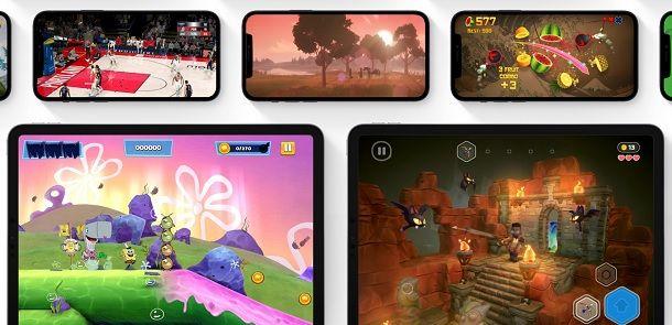 Apple Arcade App a pagamento gratuite App Store
