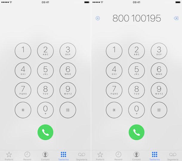 Numero per parlare con operatore Vodafone