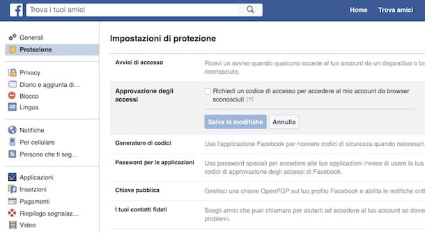 Come hackerare un account Facebook