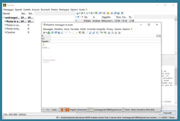 Programmi per email