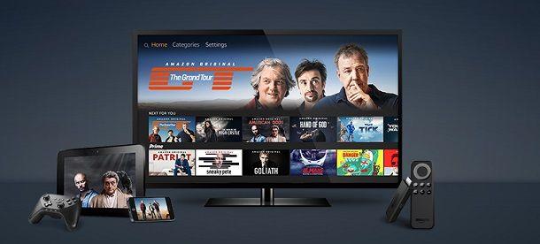 Dispositivi compatibili Prime Video