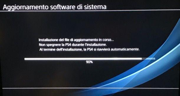 SCARICARE AGGIORNAMENTO PS3 4.70