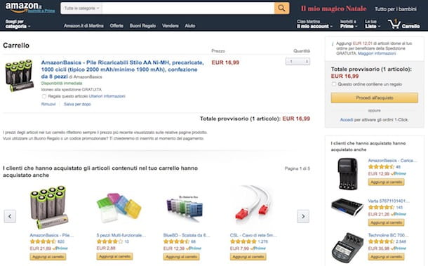 acquistare la ghd su amazon