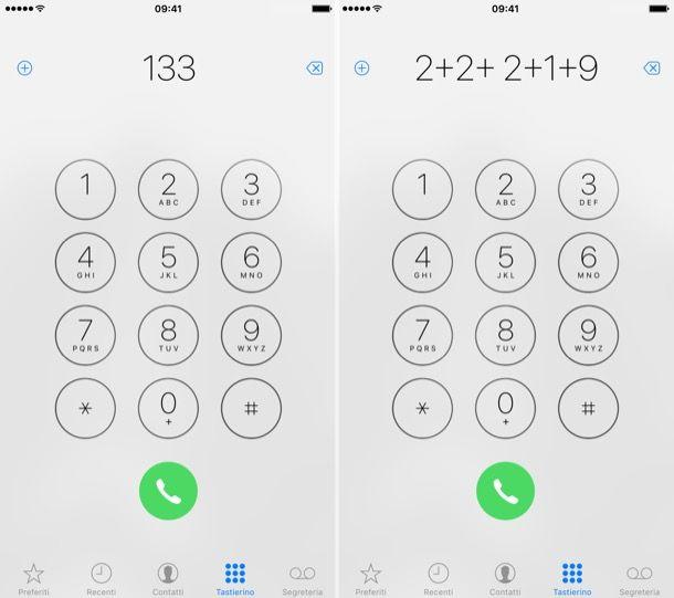 Numero per parlare con operatore 3