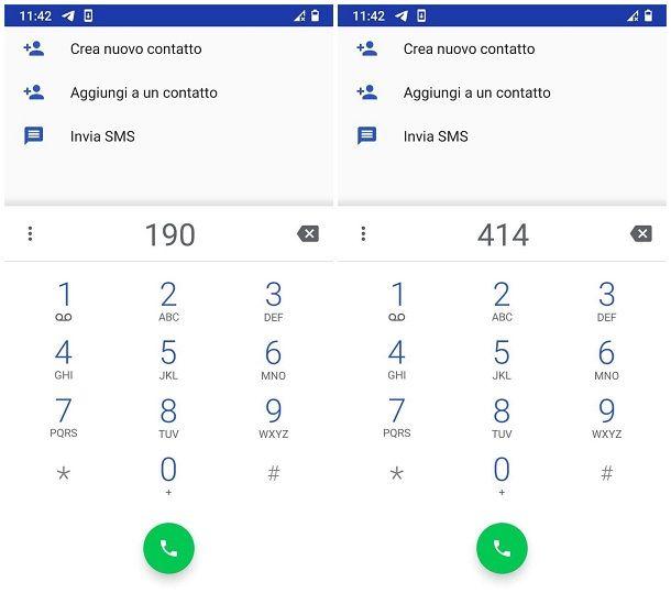 Come sapere quanto Internet rimane Vodafone tramite telefono