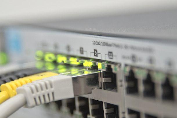 Collegamenti LAN